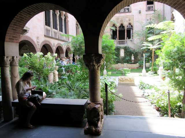 Музей Изабеллы Стюарт Гарднер, Бостон, США