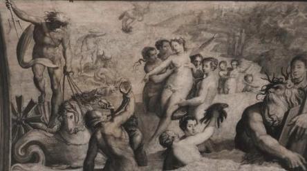Дары моря, Якопо Дзукки, 1585