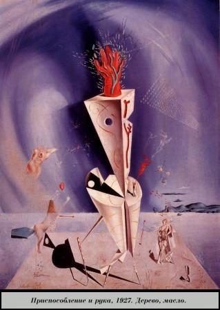 Загадка Вильгельма Телля, Сальвадор Дали, 1933