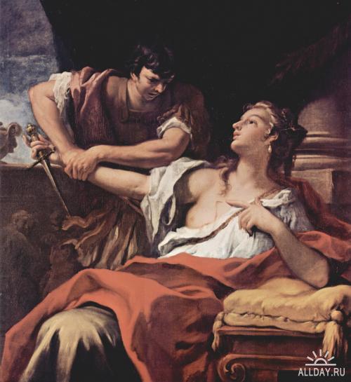 Диана и Каллисто, Себастьяно Риччи