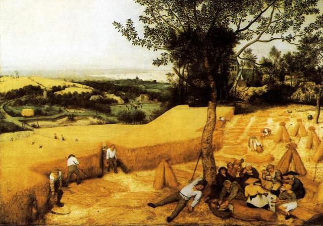 «Калеки», Питер Брейгель Старший — описание картины