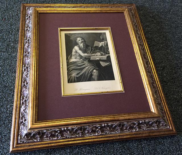 Причащение святого Иеронима, Доменикино (Доменико Дзампьери)