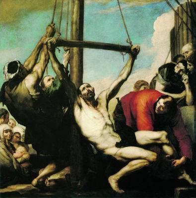 «Святая Инесса», Хосе де Рибера — описание картины