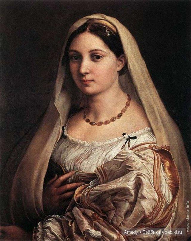 Картина «Женщина с попугаем», Гюстав Курбе — описание