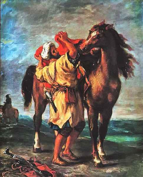Пейзаж с Полифемом, Никола Пуссен, 1649