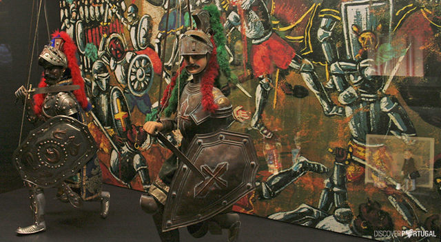 Музей марионеток в городе Сиракузы, Италия