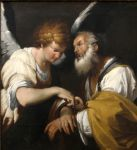 Давид с головой Голиафа, Бернардо Строцци
