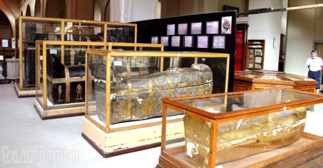 Музей Королевских Экипажей в Булаке, Египет