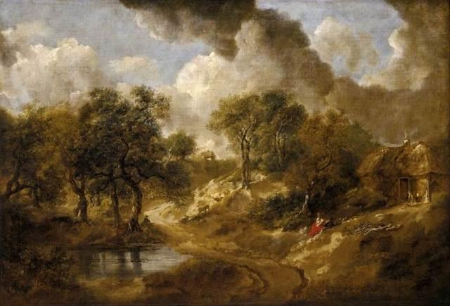 Томас Гейнсборо - биография и картины художника