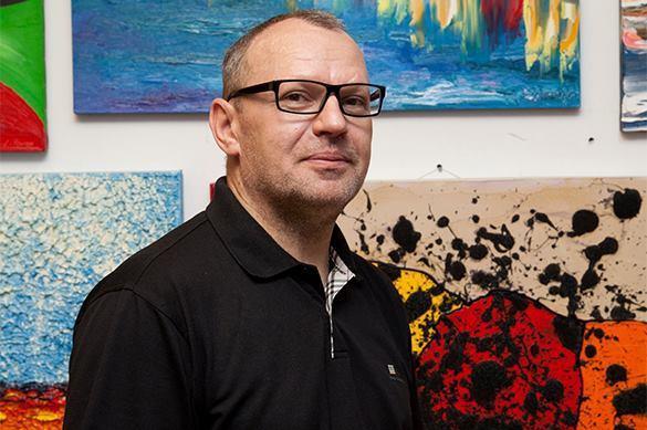 artist alexey klokov