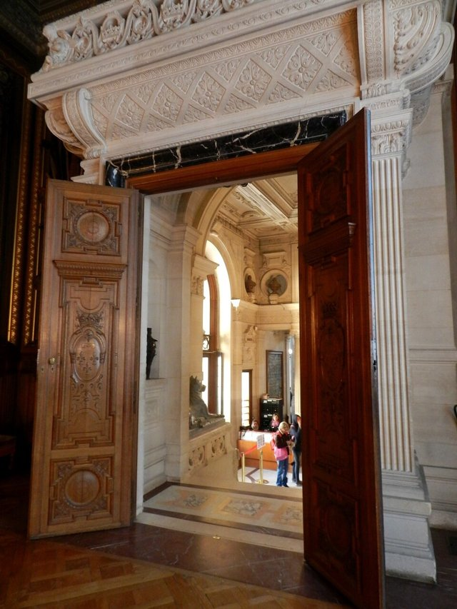 Музей Конде в замке Шантийи