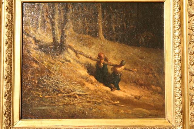 Жан Батист Камиль Коро: картины и боиграфия