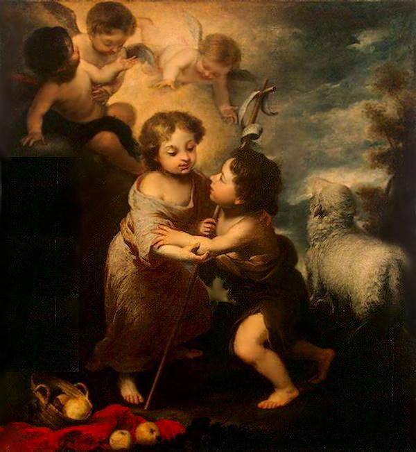 «Приготовление лепёшек», Бартоломе Эстебан Мурильо — описание картины