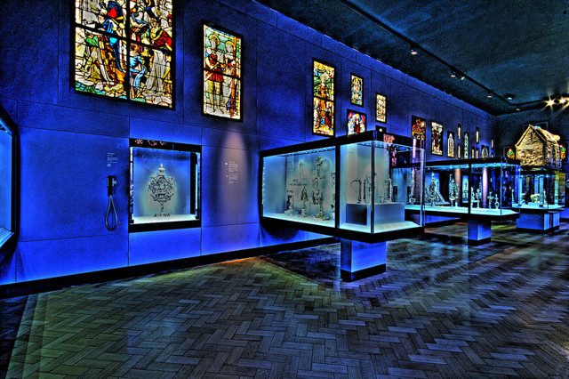 Музей Виктории и Альберта, Лондон, Англия