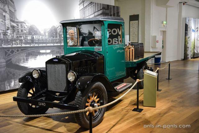Музей Вольво в Швеции, Гетеборг