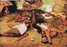 «Жатва», Питер Брейгель Старший — описание картины