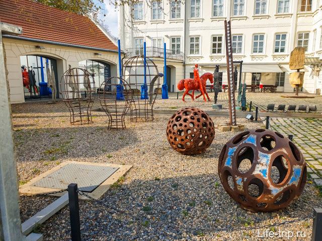 Музей Кампа в Праге, Чехия