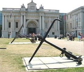 Национальный морской музей в Лондоне