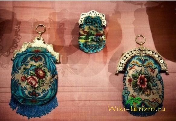 Музей сумок в Амстердаме, Голландия, созданный Хендрикье Иво