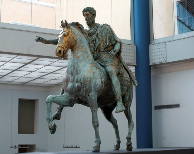 Капитолийский музей в Риме, Италия