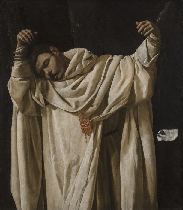 Франсиско де Сурбаран, картины и биография