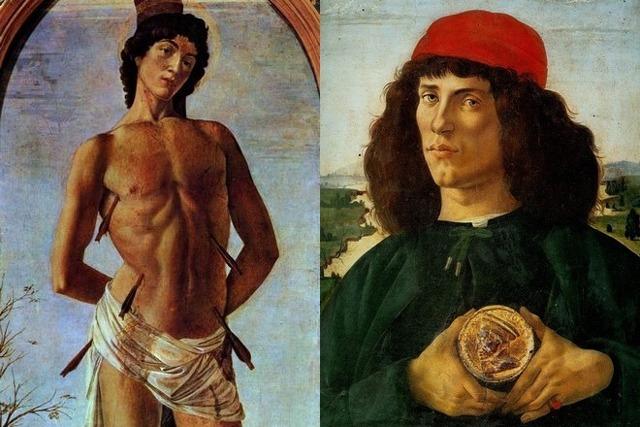 Биография и картины Сандро Боттичелли