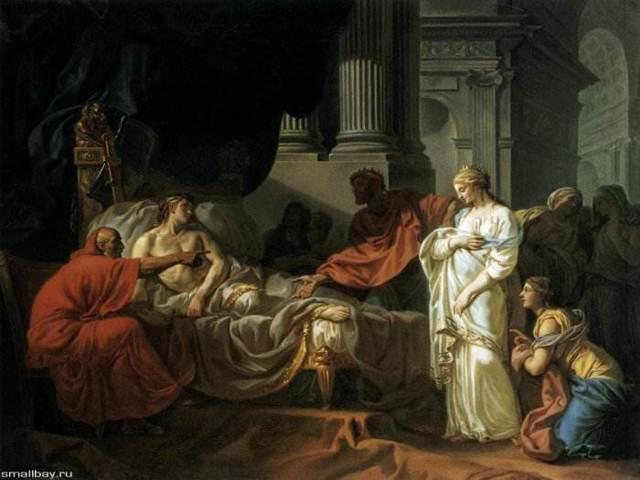 Жак Луи Давид, картины и биография