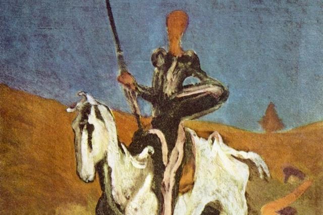 «На концерте», Оноре Домье — описание картины