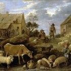 Пастушок и пастушка, Давид Тенирс Младший