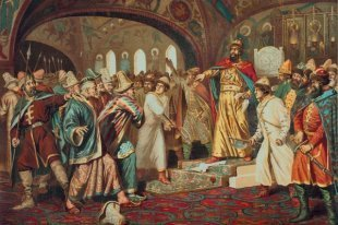 Картина «Оборона Севастополя», Александр Дейнека — описание и анализ