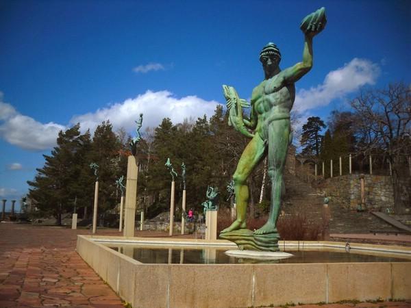 Миллесгорден, Стокгольм, Швеция: фото и описание
