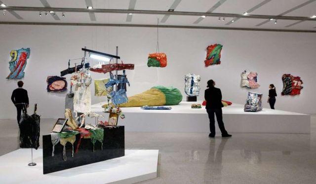 Удивительный музей прикладного искусства в Вене, Австрия