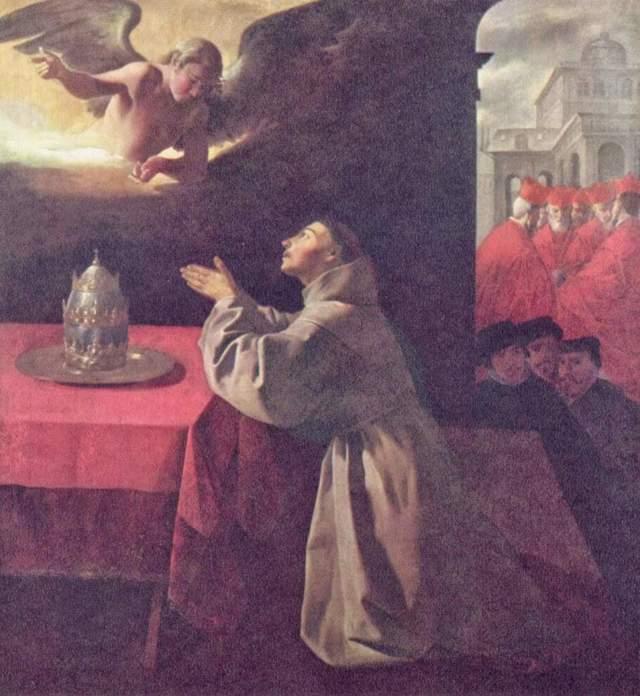 «Отрочество Мадонны», Франсиско де Сурбаран — описание картины